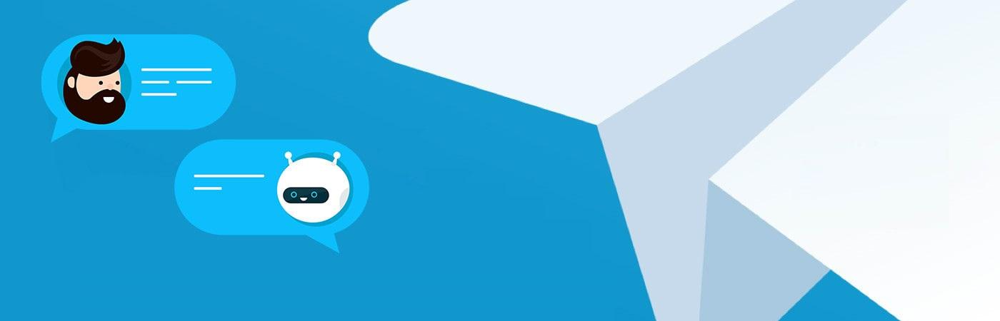 روبات تلگرام، اینستاگرام و شبکه های اجتماعی