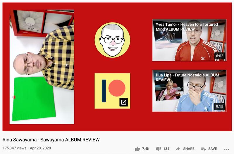اسکرین نهایی در یوتیوب و آپارات