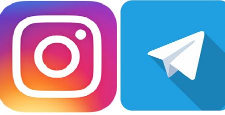 استخدام ادمین تلگرام و اینستاگرام