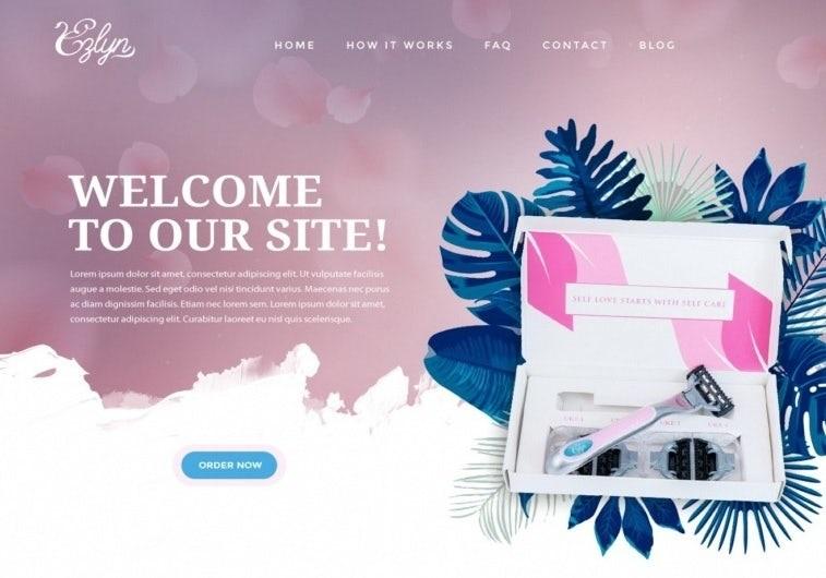 گرافیک در طراحی پس زمینه سایت