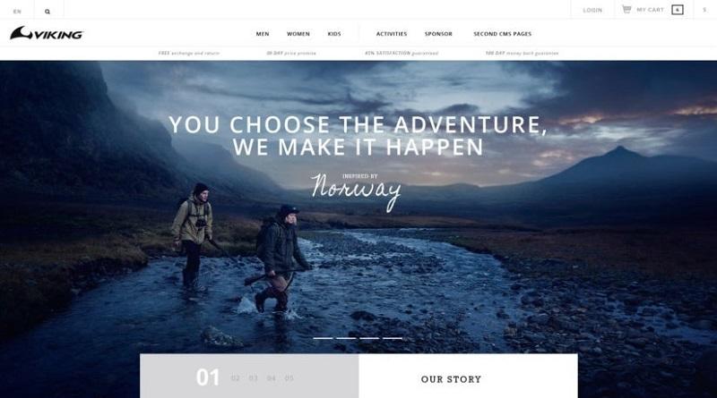 تصاویر شلوغ و آشفته در طراحی پس زمینه وب سایت