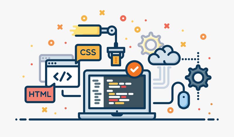 ل مشکلات مربوط به طراحی به عنوان یکی از کاربردهای جاوا اسکریپت در طراحی سایت