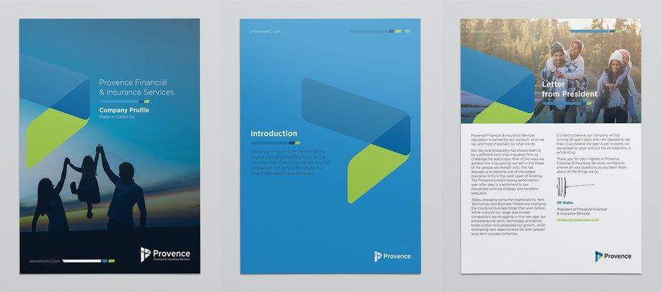 طراحی گرافیک بازاریابی و تبلیغات 1