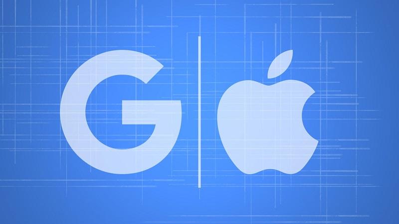 موتور جستجو اپل در رقابت با موتور جستجوی گوگل