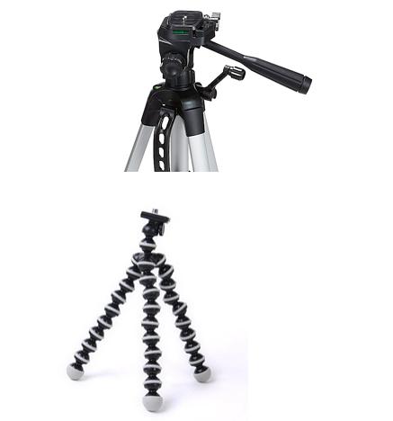کاربرد سه پایه در عکاسی از محصول
