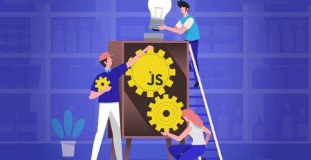 کاربردهای جاوا اسکریپت در زمینه طراحی وب، اپلیکیشن و غیره