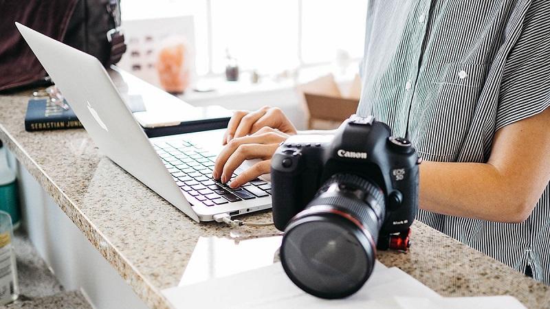 کسب درآمد در دوران دانشجویی با عکاسی