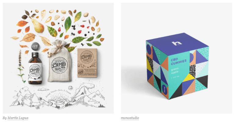 طراحی گرافیک بسته بندی3