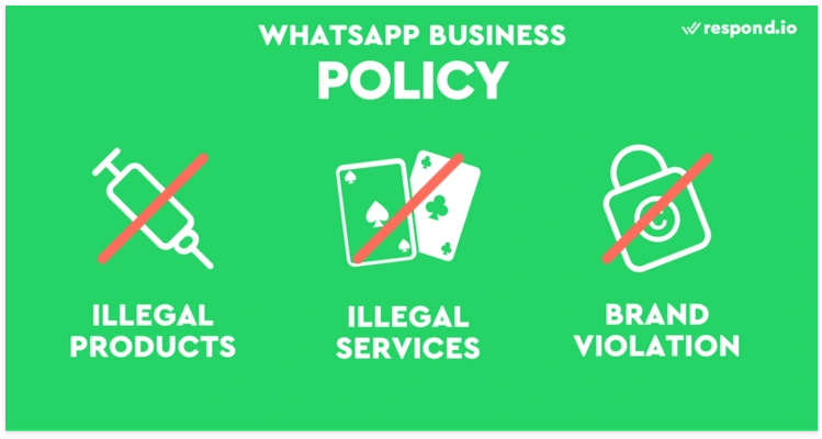 سیاست کاری واتساپ بیزینس