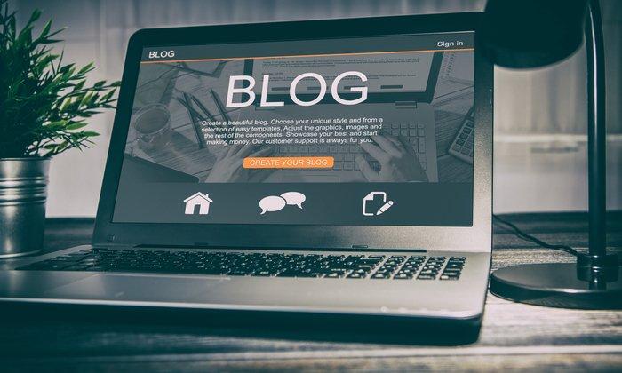 راه اندازی بلاگ برای هدایت ترافیک