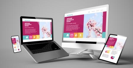 طراحی ریسپانسیو سایت چیست