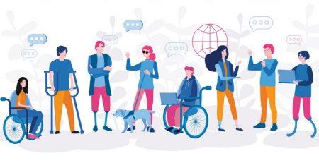 شغل های معلولین
