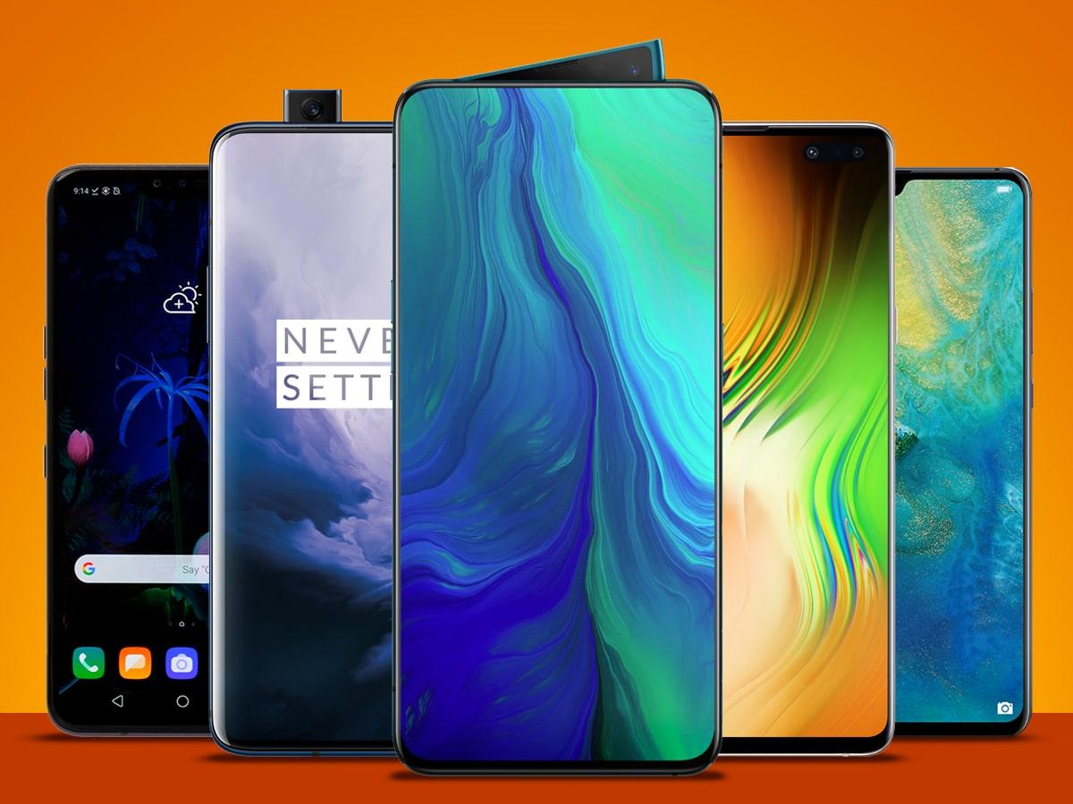 گوشی های نسل پنجم
