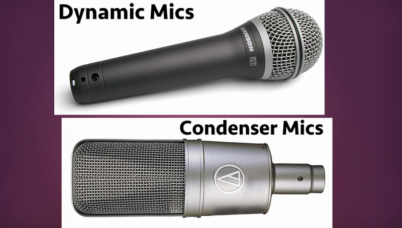 میکروفون در حذف نویز صدا