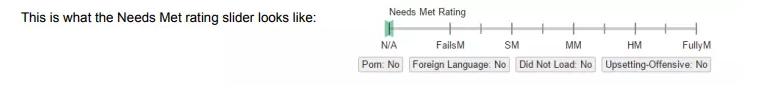 نیازها در قصد جستجو کاربر