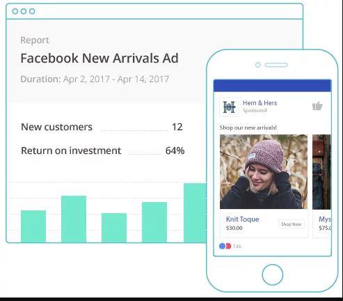 یکپارچه شدن فیسبوک با میلچیمپ