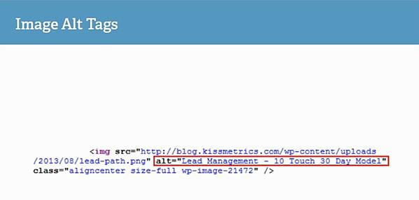 HTML for SEO