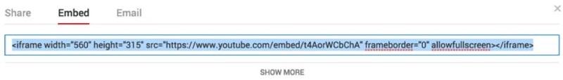 ویژگی یوتیوب و هک رشد