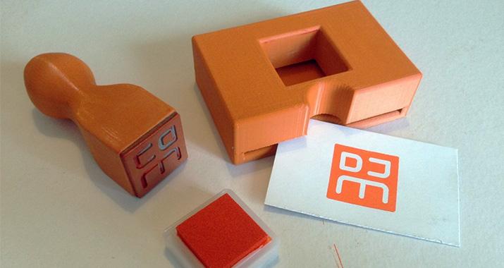 طراحی مهر شرکتی