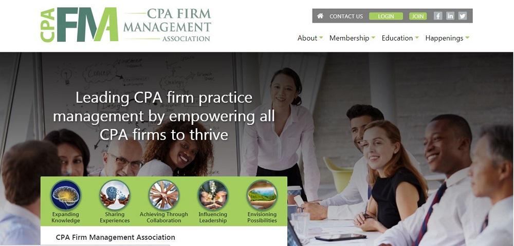 سایتهای حسابداری آمریکایی