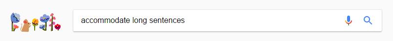 سرچ باکس گوگل