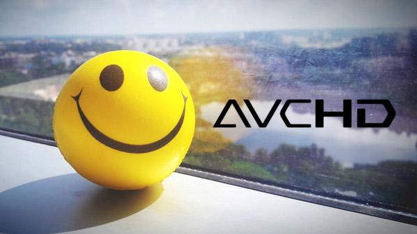 فرمتهای فیلم Avchd