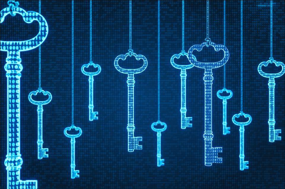 کلید رمزنگاری